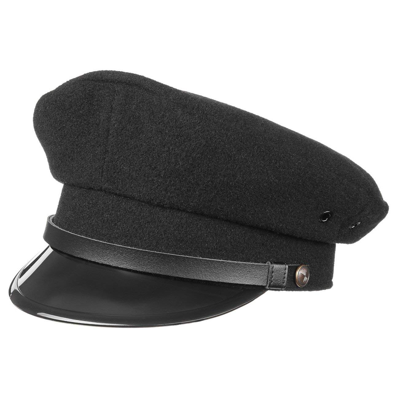 Lierys Train Driver Hat Men Made in The EU
