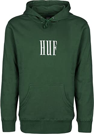 8642cea0a Amazon.com: HUF Men's Marka Pullover Fleece: Clothing