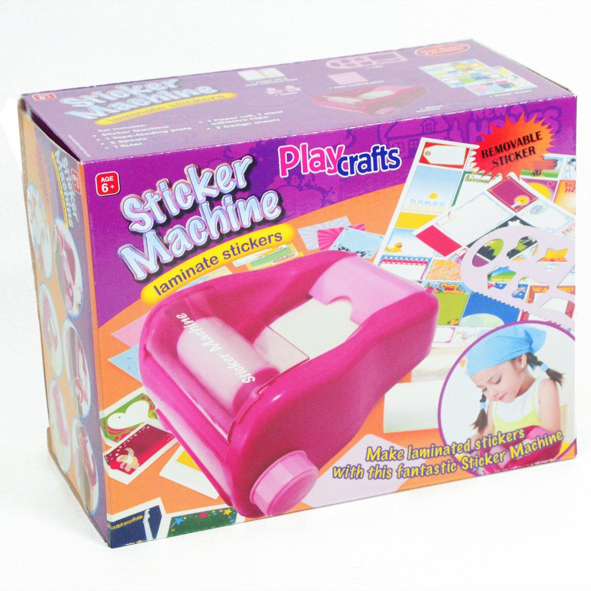 Playcrafts Sticker Maker Machine