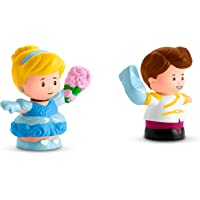 Fisher-Price Little People Disney Princesas, Pack E