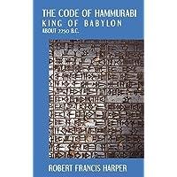 The Code of Hammurabi: 1