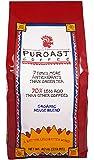 Puroast Low Acid Coffee Organic House Blend Whole Bean, 2.5-Pound Bag