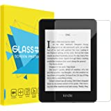 MoKo Compatible With All-new Kindle Paperwhite 2018 Screen Protector, [Anti-Scratch] 9H Hardness High Clear Tempered Glass Film Fit with Amazon Kindle Paperwhite 2018 Tablet - Clear