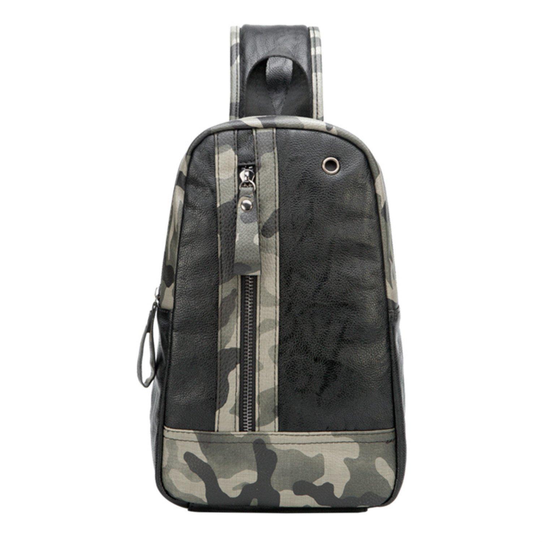 Tidog New pocket camouflage fashion chest bag