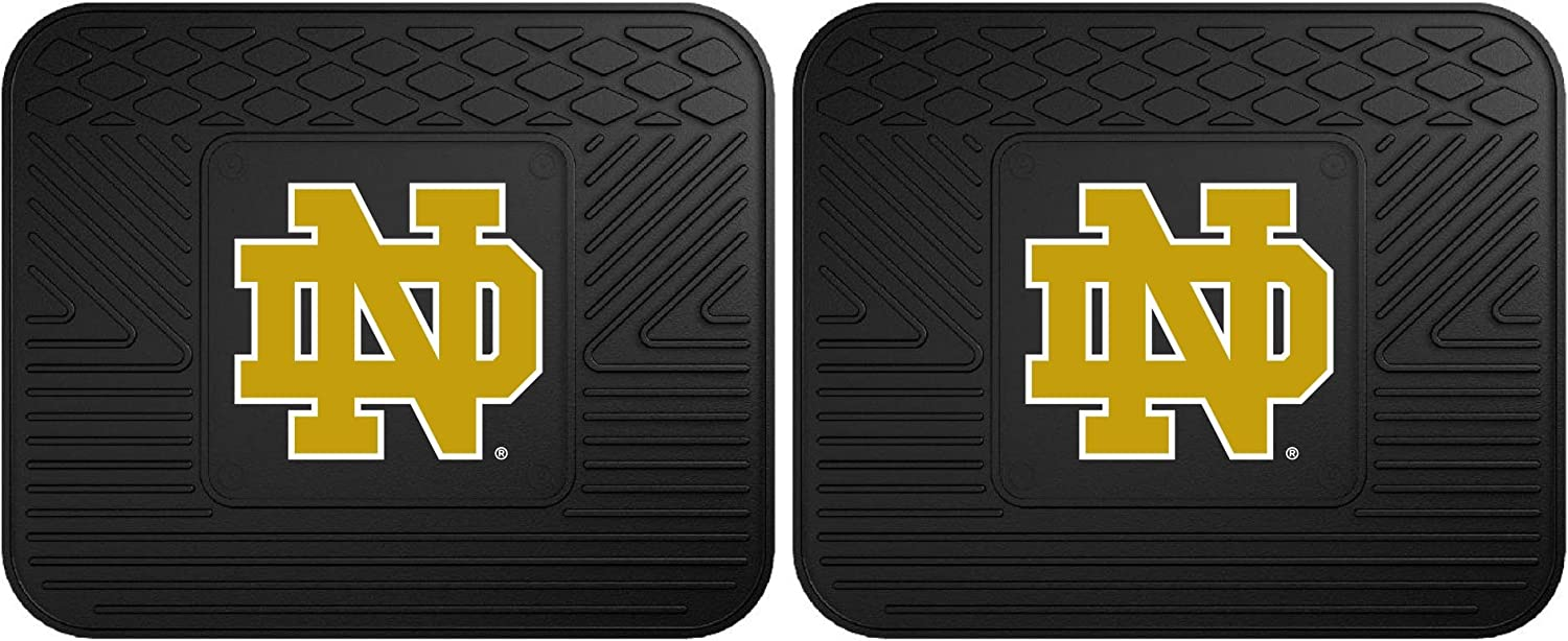 2 Pack University of Notre Dame Utility Mat