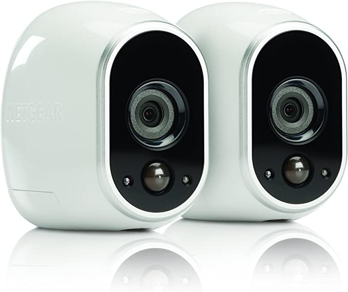 Arlo Wireless Home Security Camera System Ind