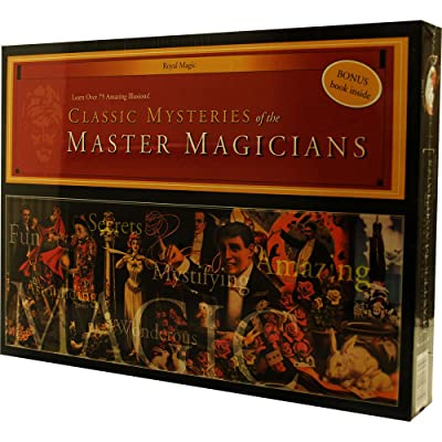 Classic Mysteries of the Master Magicians: Toys & Games