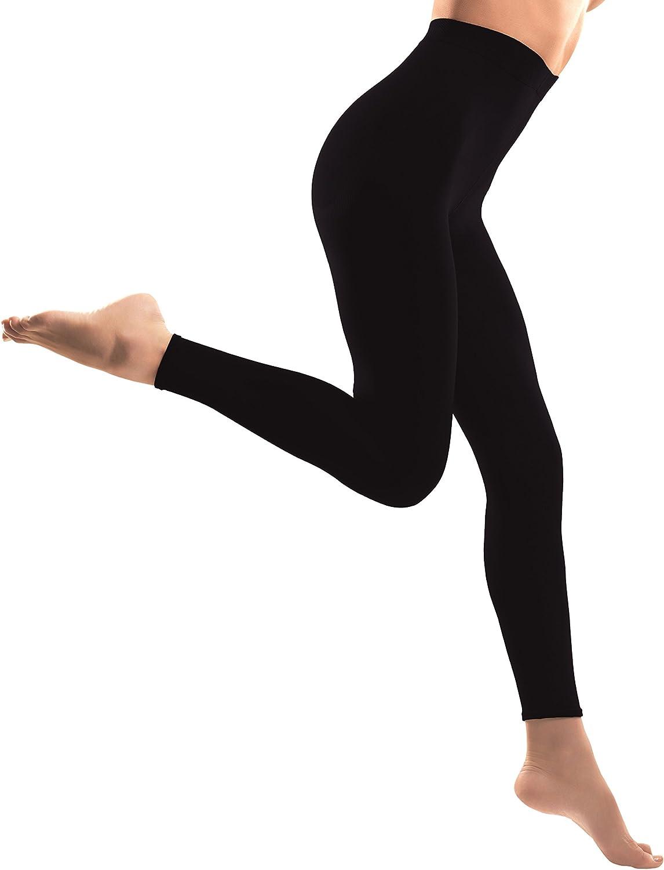 Sveltesse Collant Fuseau Legging Minceur Opaque (XL 4850, Bleu Nuit)