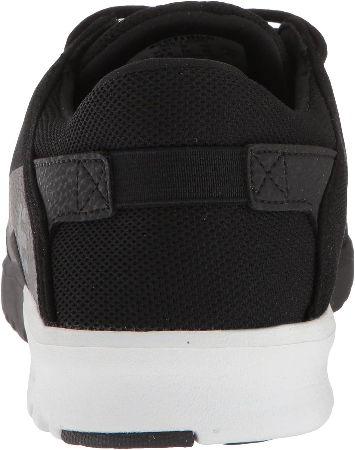 Etnies Scout Sneaker Black/White/White