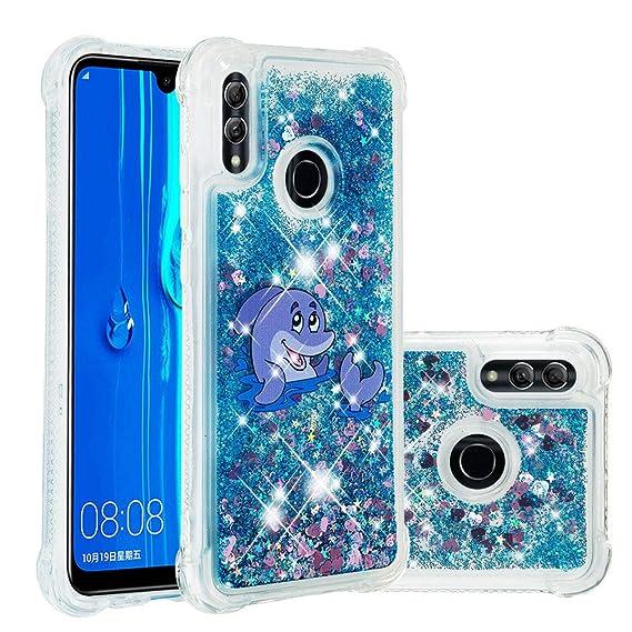 Amazon.com: HikerClub Huawei P Smart 2019 Case 4 Corners ...
