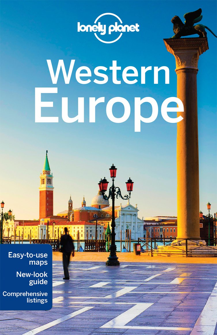 Lonely Planet Western Europe Guide (Country Regional Guides)