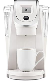 Keurig K250 Single Serve K Cup Pod Coffee Maker With Strength Control Sandy