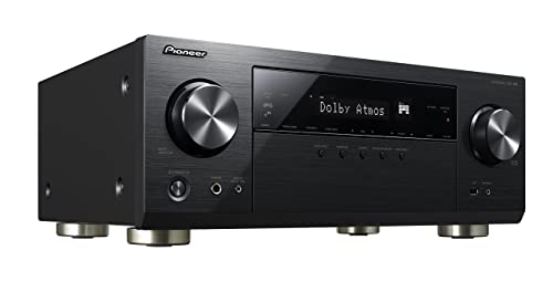 Pioneer 7.2 AV Receiver with Wi-Fi and Bluetooth - Black