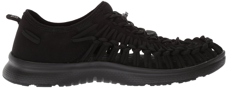 KEEN Women's Uneek O2-w Sandal B06ZY6X4SP 8 B(M) US|Black/Black