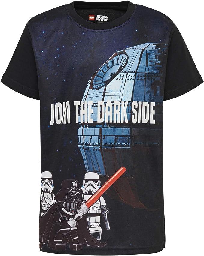 Camiseta para Ni/ño Star Wars LEGO Star Wars