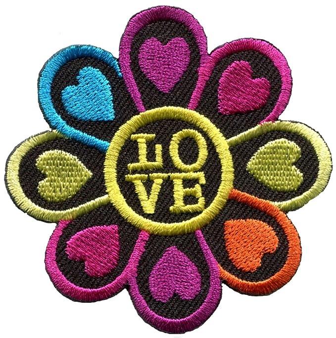 Amazon.com: Ropa de yoga para ti Spandex parche grande Love ...