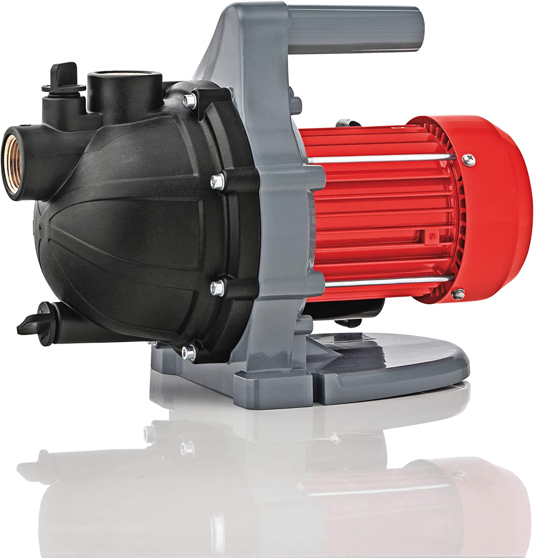F/örderh/öhe 35 m max 3.000 l//h max AL-KO Gartenpumpe GP 600 ECO 580 Watt Motorleistung F/ördermenge