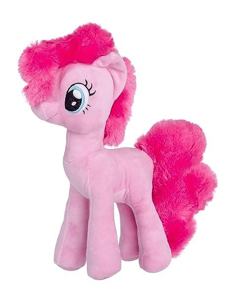 MLP My Little Pony Juguete Suave muñeco de Peluche pequeños Ponies 27 cm (Pinkie Pie