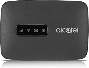 Alcatel Link Zone 4G LTE Global MW41NF-2AOFUS1 Mobile WiFi Hotspot Factory Unlocked GSM Up to 15 WiFi Users USA Latin Caribbean Europe MW41NF