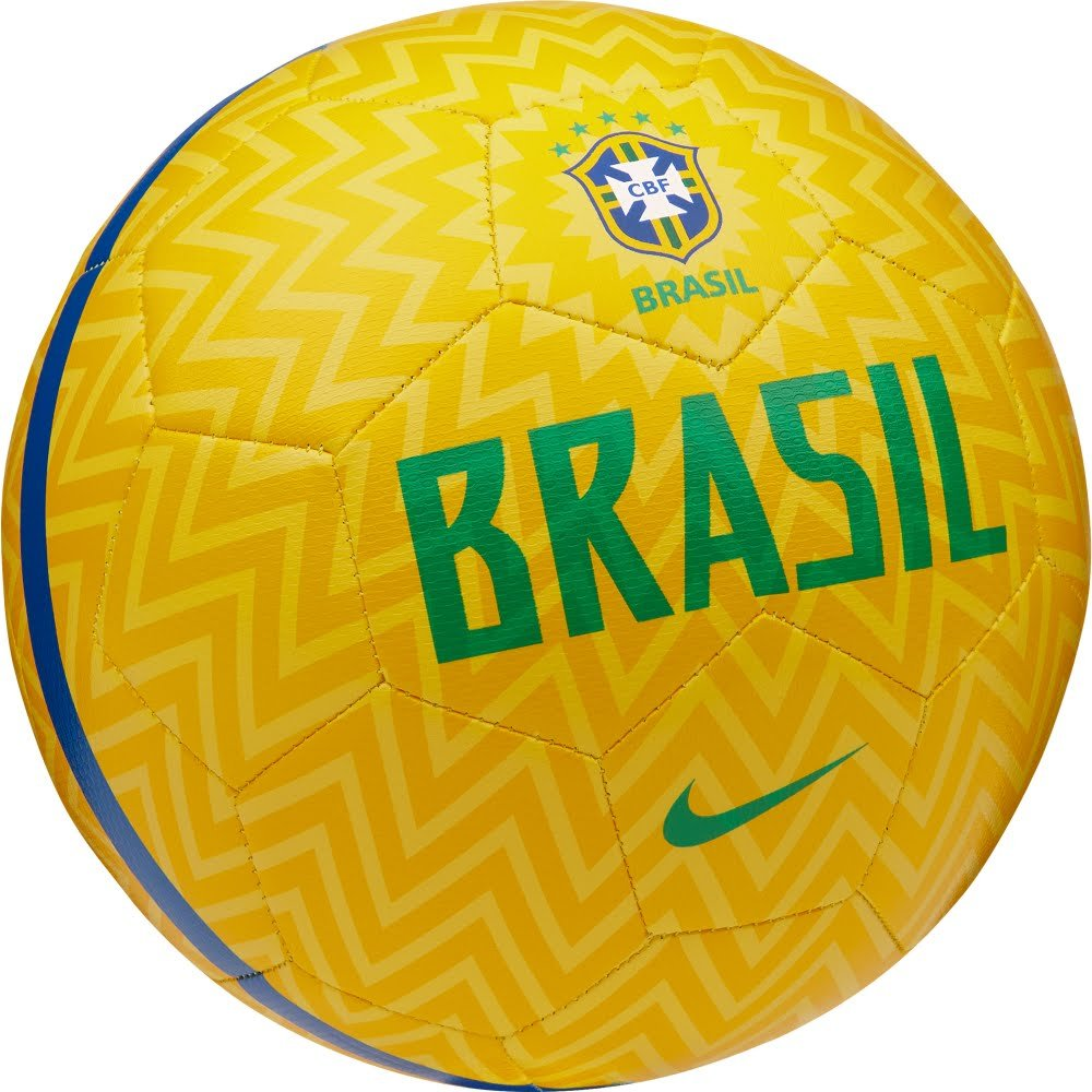 Nike Brasil CBF Prestige Soccer Ball B0761Y3CT1 4|Green/Yellow