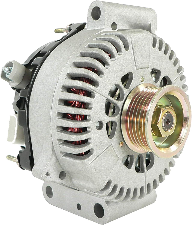 Alternator Fits Ford 2007 Focus 2.0L 2.3L L4 w//AT California 6S4T-10300-CC