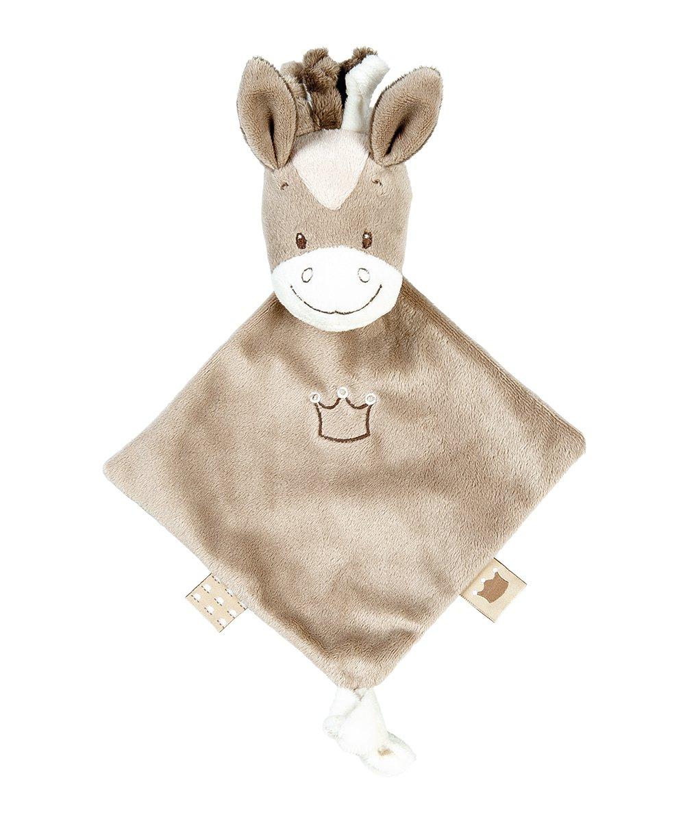 Nattou Crown Noa the Horse Mini Doudou Security Blankets 777179