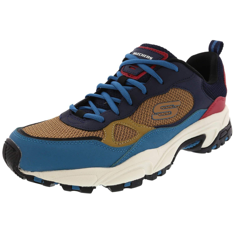 | Skechers Men's Stamina Bluecoast | Fashion Sneakers