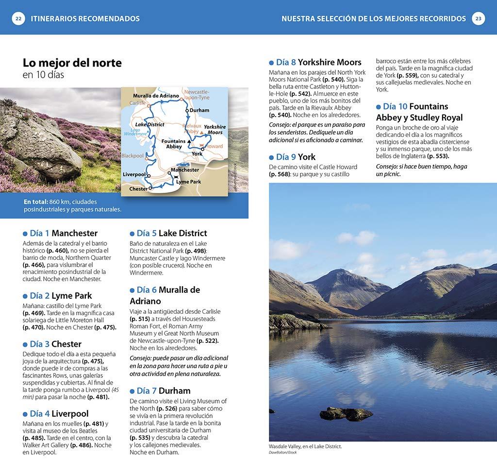 Inglaterra y País de Gales (La Guía verde 2018): Amazon.es: Michelin, ODEVAINE LOPEZ, DANIEL;: Libros