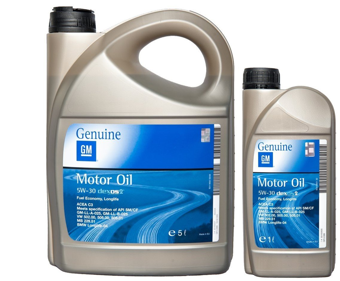 Engine oil GM-5W30: characteristics, reviews, how to distinguish the original from the fake 49