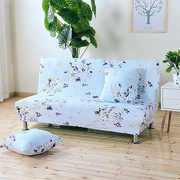 Amazon.com: Sofá cama/reposabrazos sofá/sofá toalla/funda ...