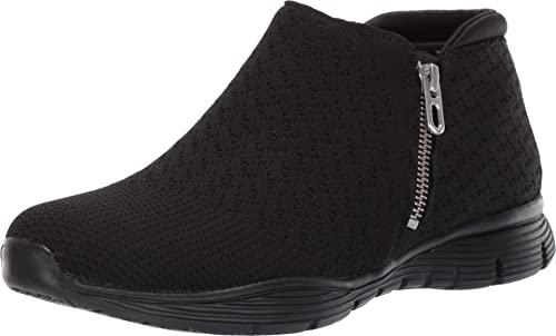 Skechers Women's Seager Ankle Boots