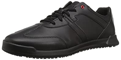 Shoes For Crews Men s Freestyle II Slip Resistant Food Service Work  Sneaker 14b3a6f7c