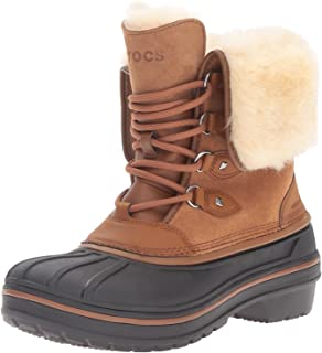 1f71347da Crocs Women s AllCast II Luxe Snow Boot