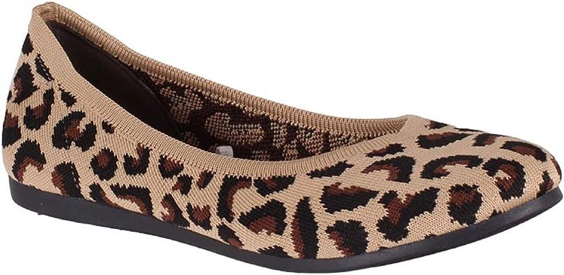 Amazon.com   Jellypop APEX Leopard   Shoes
