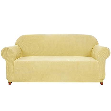 subrtex - Funda de sofá elástica de Tejido de poliéster para ...