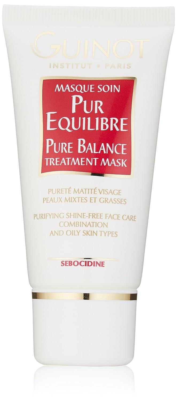 Guinot Masque Soin Pur Equilibre Pure Balance Trattamento Maschera Facciale Combination Oily - 50 ml 503824