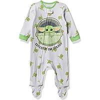 STAR WARS Baby Footed Sleep & Play