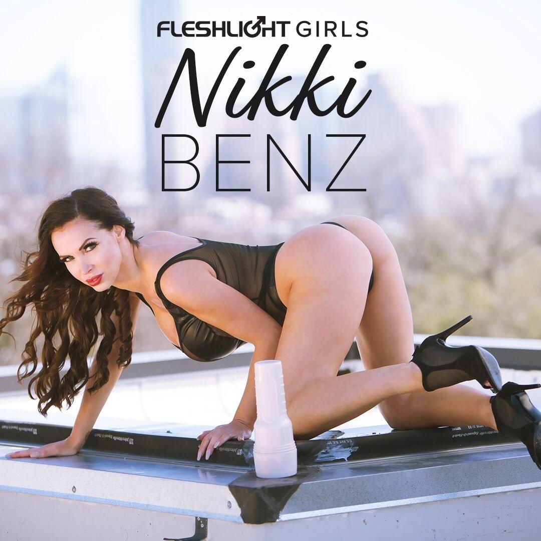 Nikki Benz porno film