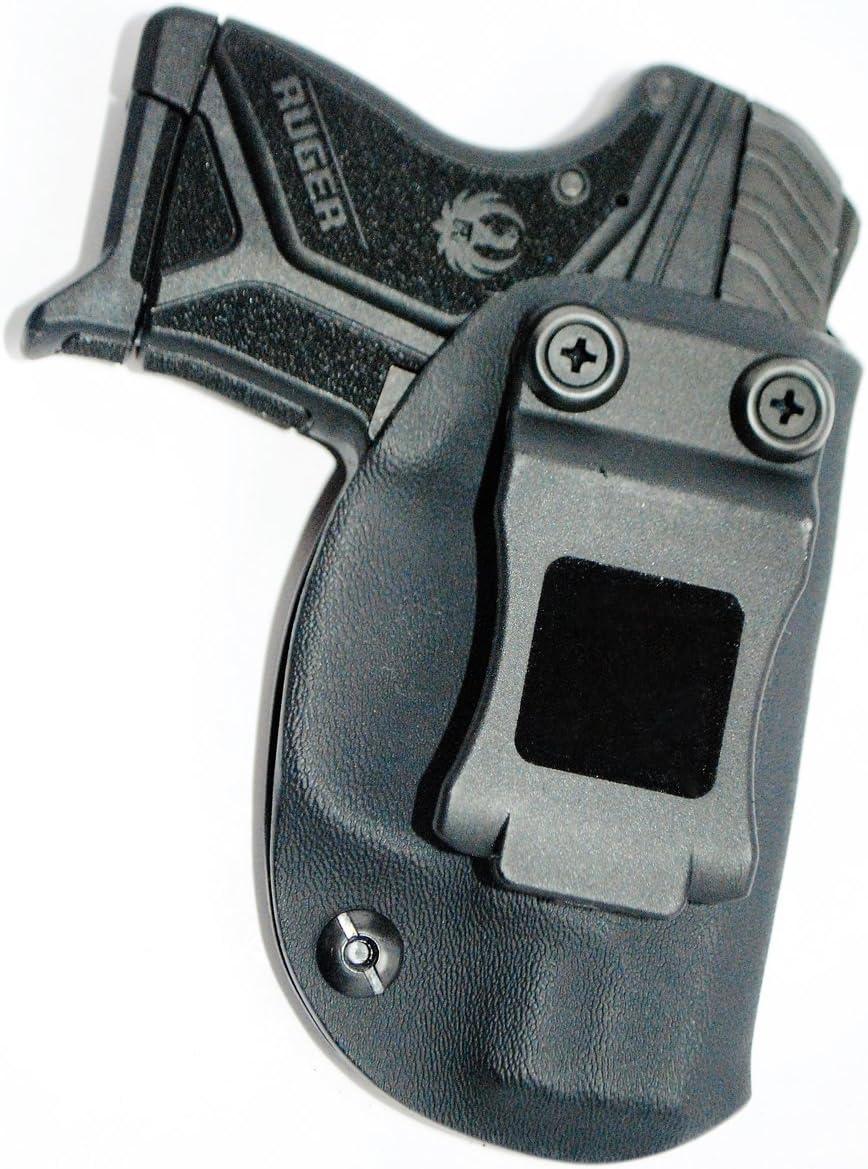 Black Jacket Holster IWB KYDEX Holster: fits Ruger LCP II (2)