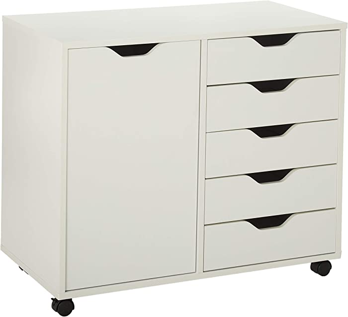 Winsome Wood 10630-WW Halifax Storage/Organization, White