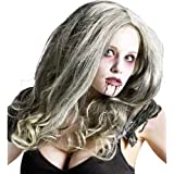Holiday Times Unlimited Inc Women's Zombie Queen Wig