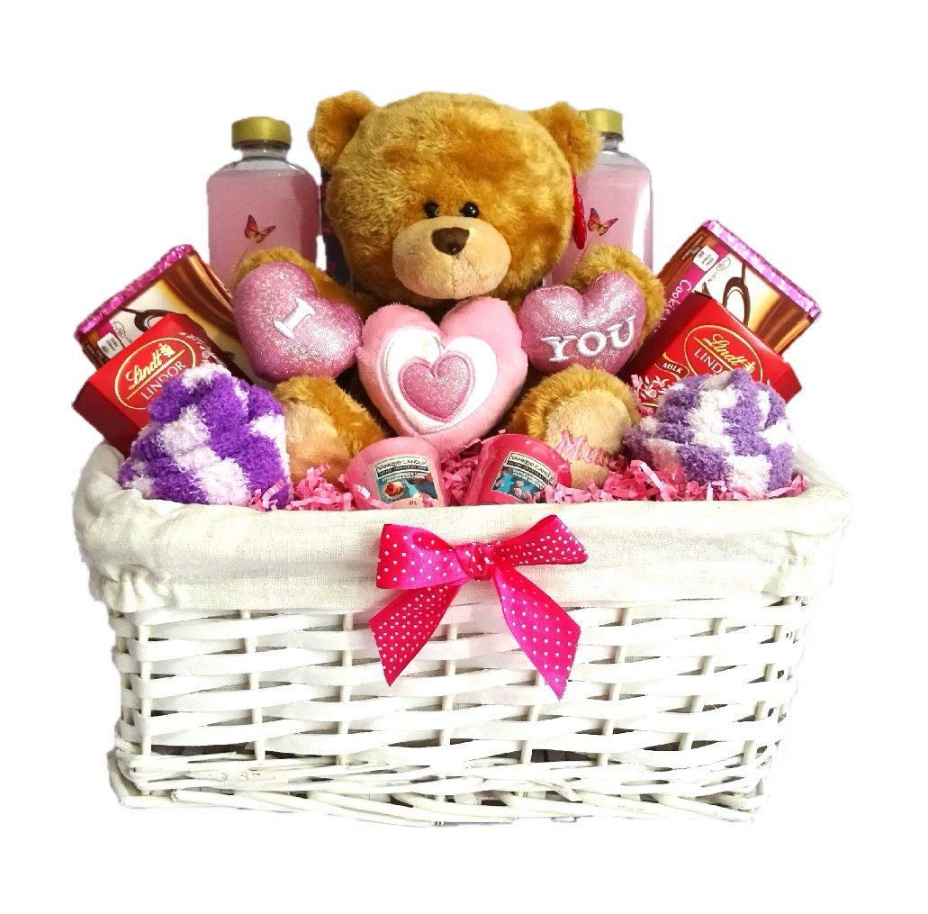 Mothers Day Gift Birthday Gift for Mum Large Gift Basket Hamper for Mum Gift for Mum Christmas gift for mum