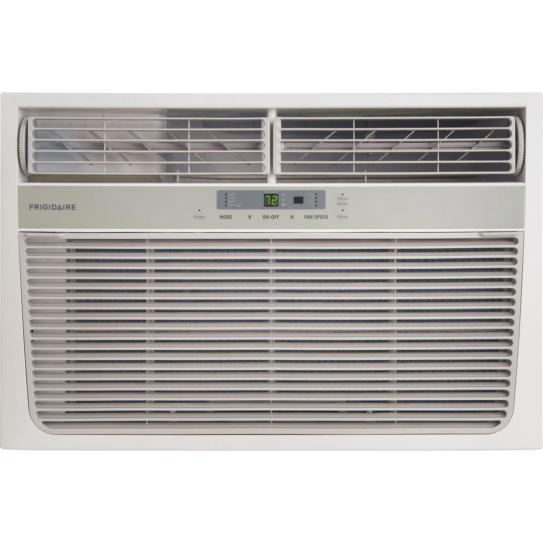 Frigidaire FFRH11L2R1 11,000 BTU 115V Heat/Cool Window Air Conditioner with Remote Control White