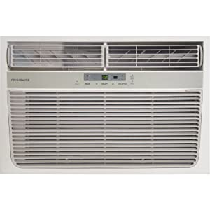 Frigidaire FFRH11L2R1 11,000 BTU 115V Heat/Cool Window Air Conditioner with Remote Control White