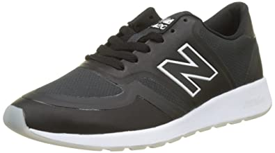 Nero 40.5 EU New Balance 574 Sneaker Donna Black/Grey Scarpe u1n