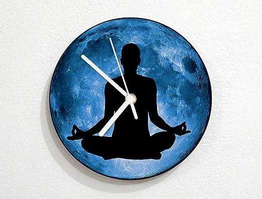 Yoga Meditation - Blue Full Moon - Chakra Energy Chi Balance ...
