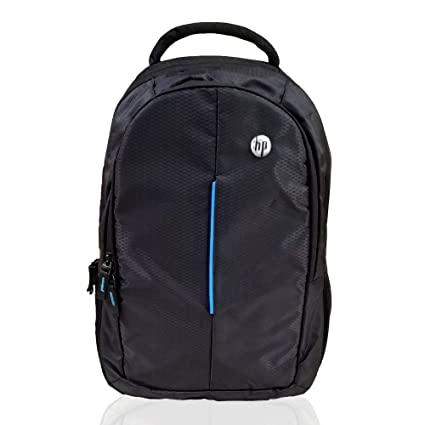 5a52cc827af9 HP Entry Level Backpack for Upto 15.6 Inch Laptops (F6Q97PA)