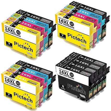 1 set de cartuchos de tinta Pictech® compatibles con ...