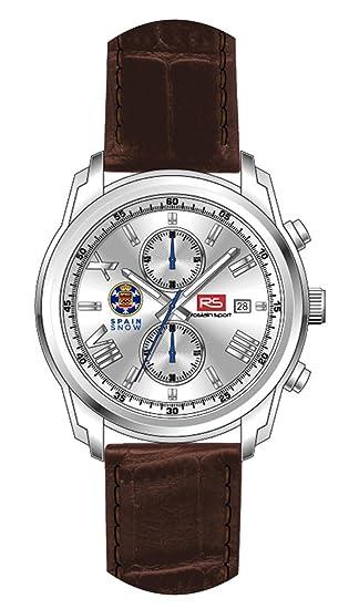 Reloj Oficial RFEDI Spainsnow RS Roslain Sport Hombre Modelo Sapporo - 80.511.039.1: Amazon.es: Relojes