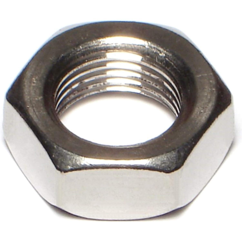 Piece-4 Hard-to-Find Fastener 014973185749 Jam Nuts 5//8-18